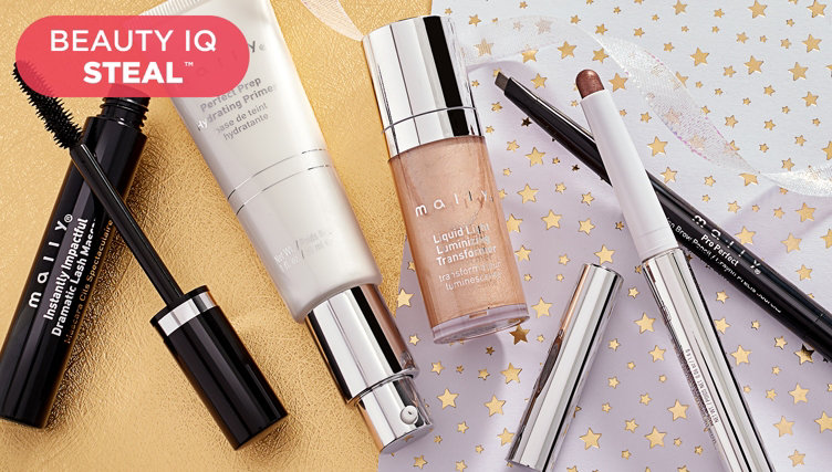 Beauty iQ Steal™ — Mally 5-Piece Kit — Find this deal thru 8pm ET & shop upcoming Steals
