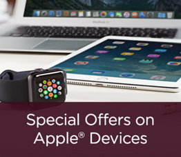 Special Offers on Apple® Devices
