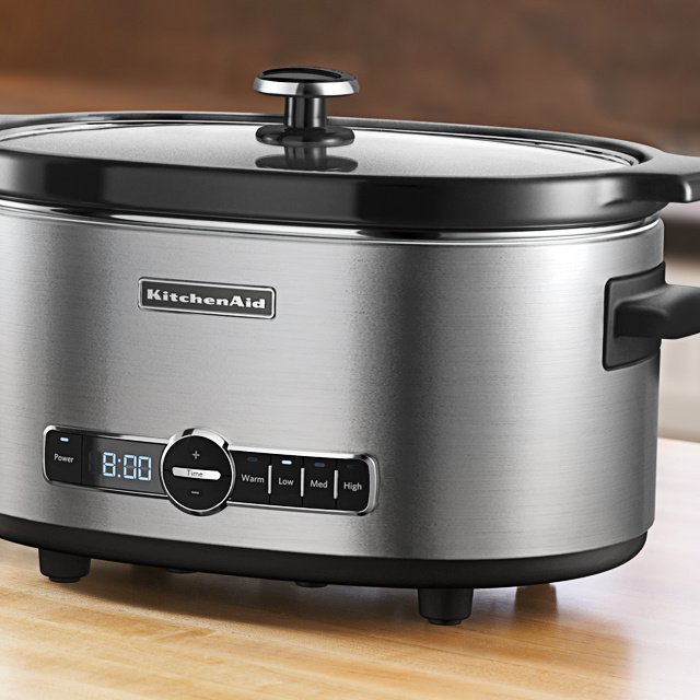 Slow Cookers: Easy Pay