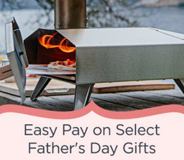 Easy Pay on Select Father's Day Gifts