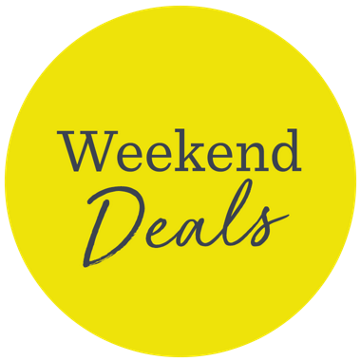 Weekend Deals — A Fabulous Selection — Go ahead & get shopping