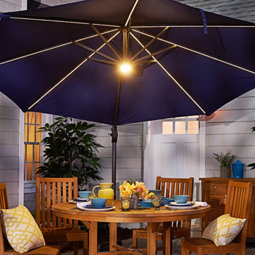 Outdoor Living — Plan the perfect space to kick back