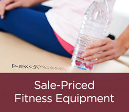 Sale-Priced Fitness Equipment