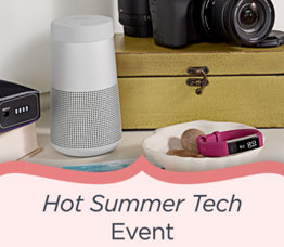 Hot Summer Tech Event