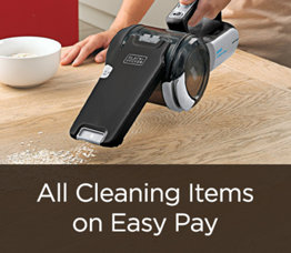 All Cleaning Items on Easy Pay