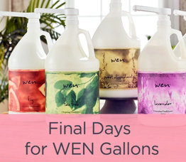 Final Days for WEN Gallons