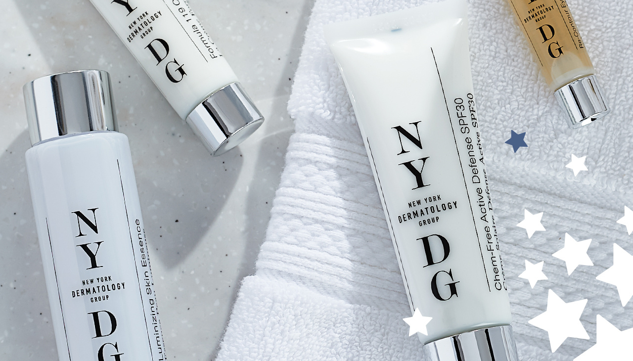 New to QVC: NYDG Skincare
