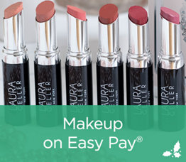 Makeup on Easy Pay®