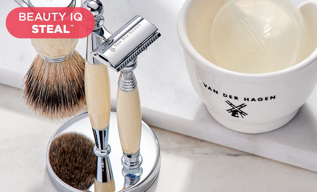 Beauty iQ Steal™ — Shave Set Steal & More