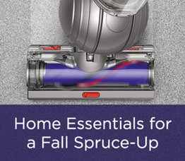 Home Essentials for a Fall Spruce-Up