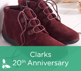Clarks 20th Anniversary