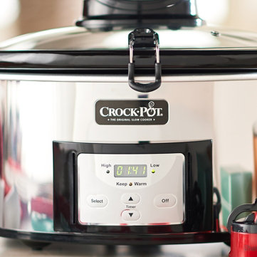 Slow Cookers — All on Easy Pay! Whip up hassle-free meals