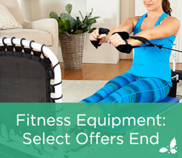 Fitness Equipment: Select Offers End