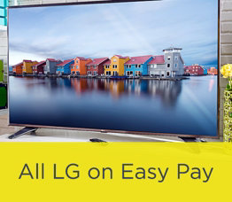 All LG on Easy Pay
