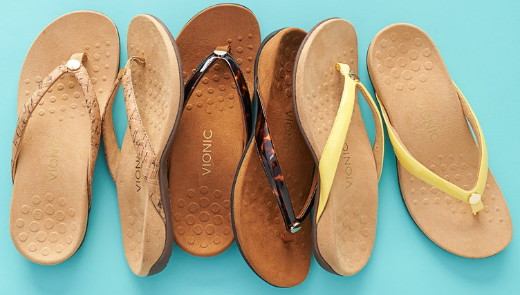 Sandals — Warm up to styles from hot brands like Vionic®