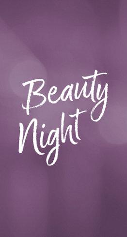 Beauty Night with Sandra & Alberti
