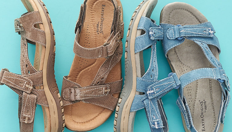 Cute & Comfy Footwear — Explore the world in fab styles from Earth Brands