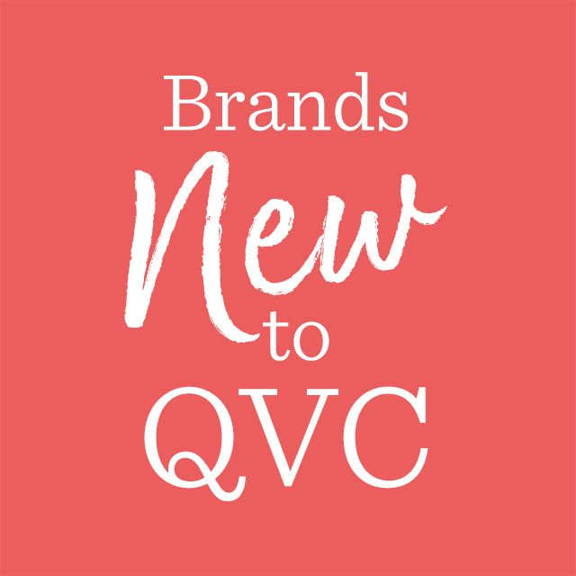 Brands New to QVC — Names to Know