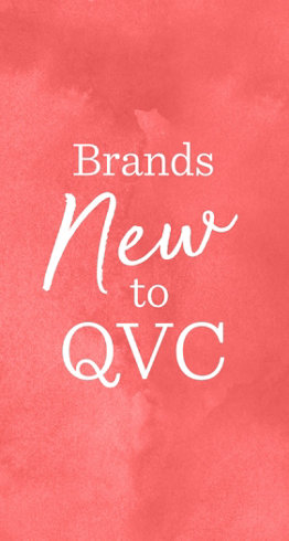 Brands New to QVC