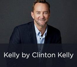 Kelly by Clinton Kelly