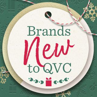Brands New to QVC — Need-to-Know Names