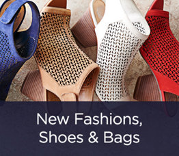 New Fashions, Shoes & Bags