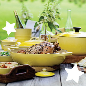 Entertaining Musts — Offers on select items! Prep for outdoor affairs