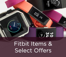 Fitbit Items & Select Offers