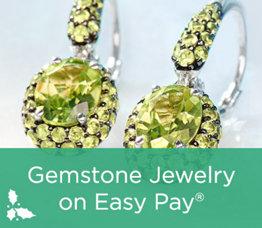 Gemstone Jewelry on Easy Pay®