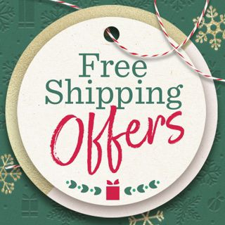 Free Shipping Offers — On a Select Assortment