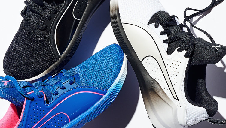 Activewear & Sneakers — Amp up your sport-ready style from head to toe