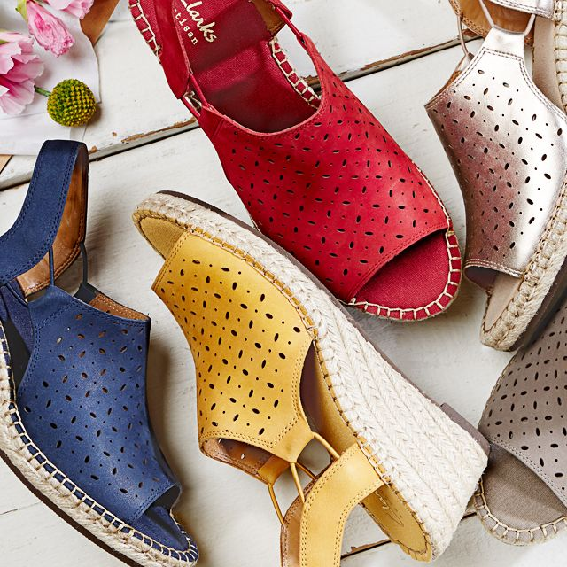 New Clarks Just In