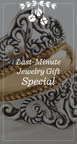 Last-Minute Jewelry Gift Special