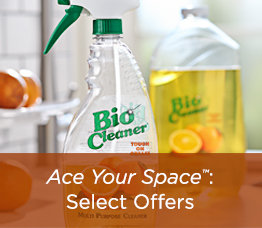 Ace Your Space™: Select Offers