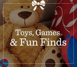 Toys, Games & Fun Finds