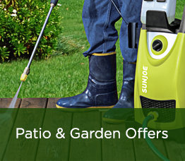 Patio & Garden Offers