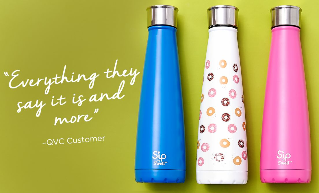 """""""Everything they say it is and more"""" –QVC Customer"""
