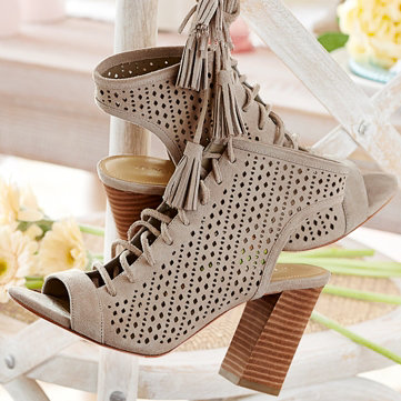 Must-Have: Spring Booties