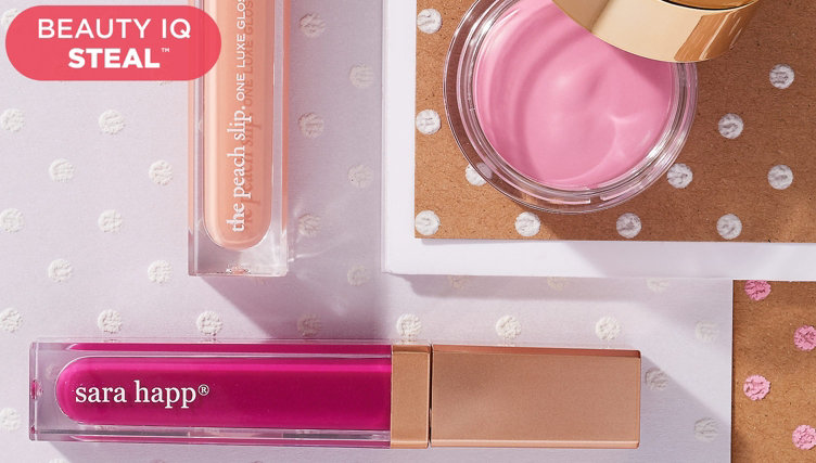 Sara Happ Lip Kit — Find this deal thru 8pm ET, plus shop more beauty