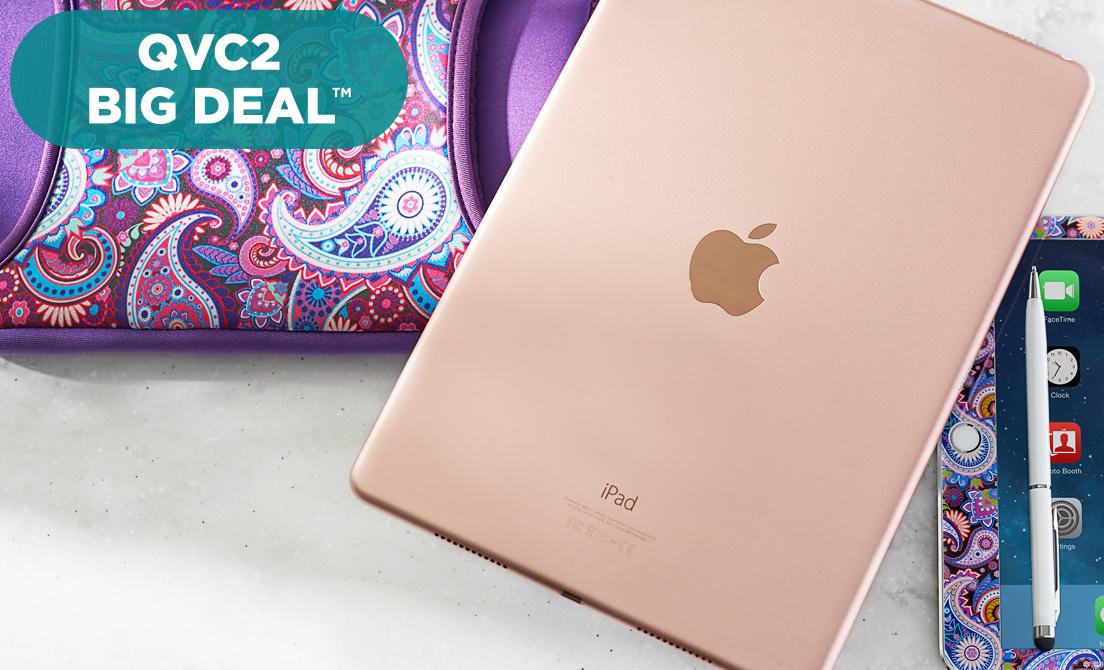 """iPad Pro® 9.7"""" Bundle"""