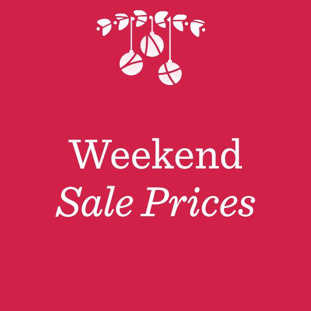 Sale Prices Ending Sunday