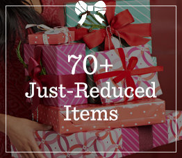 70+ Just-Reduced Items