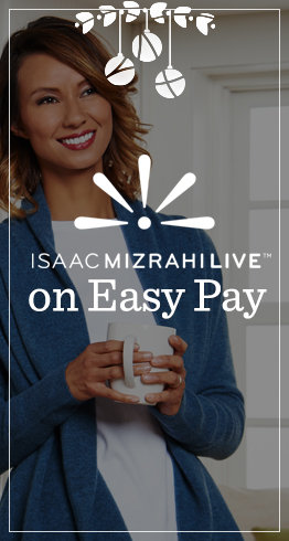 Isaac Mizrahi Live!™ on Easy Pay