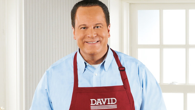 In the Kitchen with David® — Shop the show & check out our resident foodie's recipes