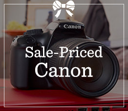 Sale-Priced Canon
