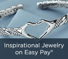 Inspirational Jewelry on Easy Pay®