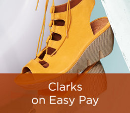 Clarks on Easy Pay