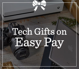 Tech Gifts on Easy Pay