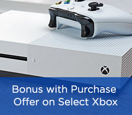 Bonus with Purchase Offer on Select Xbox