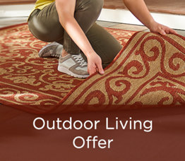 Outdoor Living Offer